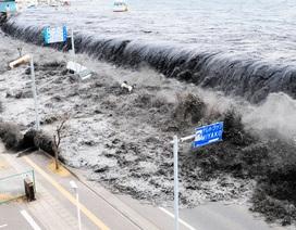 Sóng âm thanh có thể làm giảm chiều cao của sóng thần