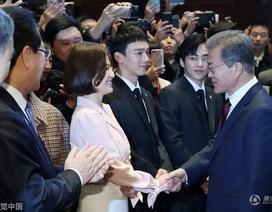 Song Hye Kyo tái xuất trẻ trung sau đám cưới thế kỷ