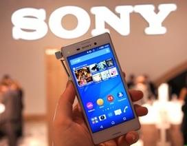 """Sony mở """"ván cờ"""" mới trên thị trường smartphone?"""