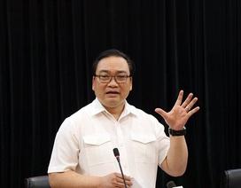 Bí thư Hà Nội: Nếu không làm quyết liệt khó kiểm soát sốt xuất huyết