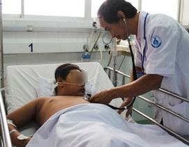 Chủ quan, bệnh nhi suy lục phủ ngũ tạng vì sốt xuất huyết