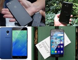 Loạt điện thoại thông minh giảm giá mạnh tháng 7/2017