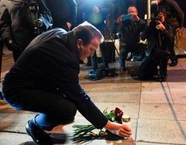 Thủ tướng chia buồn về vụ tấn công khủng bố tại thủ đô Thụy Điển