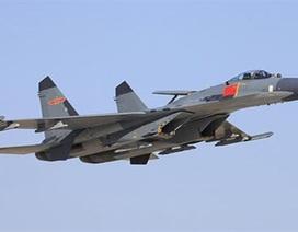 Số lượng Su-27 của Trung Quốc sụt giảm mạnh