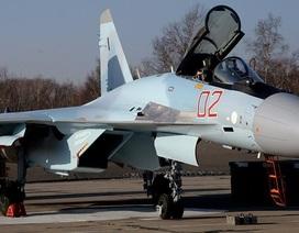 Nga nâng cấp Su-35S dựa trên kinh nghiệm chiến đấu ở Syria