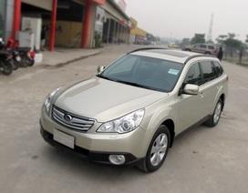Đến lượt Subaru Việt Nam triệu hồi xe vì lỗi túi khí