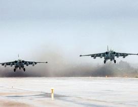 Nga đã củng cố được sự hiện diện quân sự tại Trung Đông
