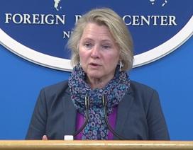 """Mỹ khen Trung Quốc có """"tiến bộ"""" trong xử lý vấn đề Triều Tiên"""