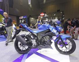 Suzuki GSX-S 150 khởi điểm từ 68,9 triệu đồng