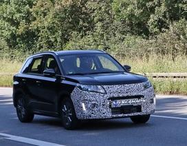 Suzuki Vitara phiên bản mới trên đường chạy thử