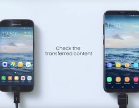 Chưa bao giờ việc chuyển dữ liệu trên smartphone lại đơn giản và nhanh chóng đến thế