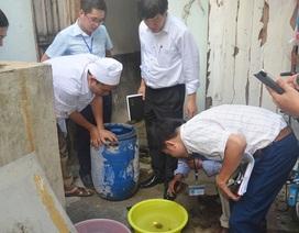 Hà Nội phạt 2 triệu một hộ dân vì không diệt trùng trong vùng dịch sốt xuất huyết