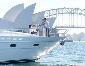 Triệu phú trên thế giới thích sống ở Úc nhất
