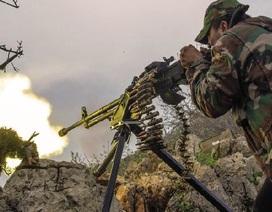 """IS mất thành trì cuối cùng ở """"chảo lửa"""" Aleppo"""