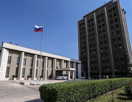 Đại sứ quán Nga tại Syria bị tấn công khủng bố