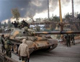 Chiến sự Syria: Phiến quân IS bại trận ở Homs