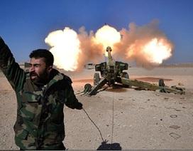 Quân đội Syria thổi bay căn cứ tên lửa TOW của Al-Nusra ở Dara'a