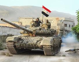 Quân đội Syria giành quyền kiểm soát toàn bộ Deir Hafer