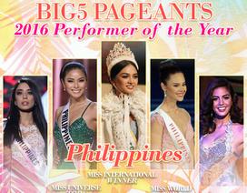 Philippines là cường quốc sắc đẹp, Việt Nam tụt hạng