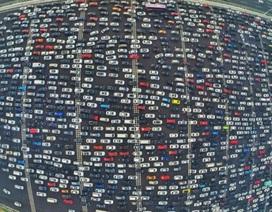 Ford thử nghiệm công nghệ chống ùn tắc giao thông