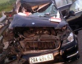 Tai nạn trên cao tốc Hà Nội - Hải Phòng: Tạm giữ tài xế xe Mercedes