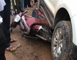 Khởi tố chủ doanh nghiệp gây tai nạn, đánh cảnh sát giao thông