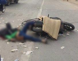 Hà Nội: Xe bơm bê tông cán chết cô gái đi xe máy