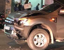4 người bị ô tô đâm tử vong khi đi bộ sang đường