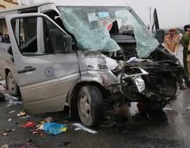 Hiện trường vụ xe đón dâu gặp nạn khiến 3 người chết