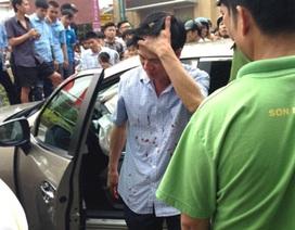 Vụ ô tô gây tai nạn liên hoàn: Người cầm lái là Viện trưởng VKSND huyện