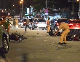 79 người chết vì tai nạn giao thông trong 3 ngày nghỉ Tết Dương lịch
