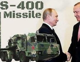 Tại sao Mỹ sợ Thổ Nhĩ Kỳ mua tên lửa S-400?