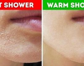 5 lỗi thường gặp khi tắm vòi sen