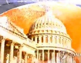 Triều Tiên dọa biến Nhà Trắng thành tro tàn