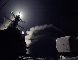 Syria thông báo có người chết trong vụ tấn công bằng tên lửa của Mỹ