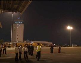 Nổ trạm biến áp, sân bay Tân Sơn Nhất mất điện suốt 40 phút
