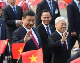 """Tuyên bố chung Việt Nam - Trung Quốc: """"Sự phát triển của nước này là cơ hội của nước kia"""""""