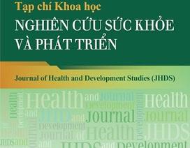 Trường ĐH Y tế công cộng ra mắt tạp chí khoa học nghiên cứu sức khỏe và phát triển