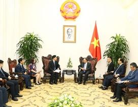 Tập đoàn Trung Quốc muốn đầu tư nhiệt điện, giao thông ở Việt Nam