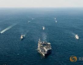 Mỹ - Hàn tập trận quân sự quy mô lớn