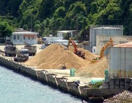 Điều tra hơn 14.000 m3 cát xuất bán không hóa đơn