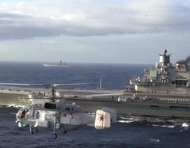 """Tàu sân bay duy nhất của Nga sắp """"đắp chiếu"""" 3 năm"""