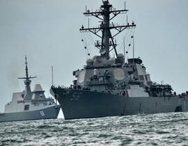 Vì sao Mỹ liên tục mất tàu chiến trong 2 tháng?