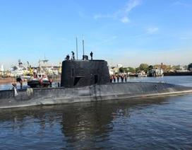 Tàu ngầm chở 44 người nghi bị nổ, Argentina quyết tìm ra sự thật