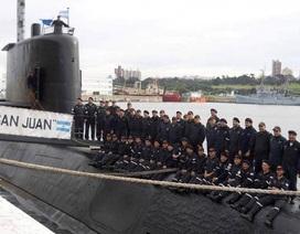 Argentina sa thải Tư lệnh Hải quân sau vụ tàu ngầm chở 44 người mất tích