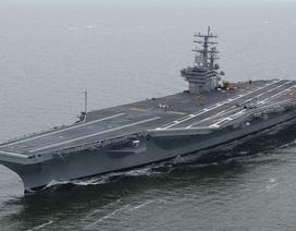 Mỹ sẽ điều thêm tàu chiến đến châu Á
