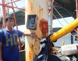 Bộ Nông nghiệp báo cáo Thủ tướng vụ tàu vỏ thép hư hỏng