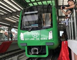 Khe hở đường sắt Cát Linh - Hà Đông không đảm bảo an toàn?