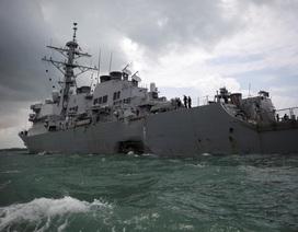 Hàng loạt tàu chiến Mỹ ở Nhật Bản chưa sẵn sàng tác chiến