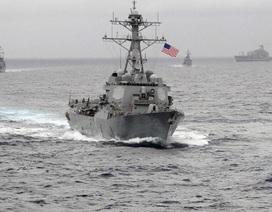 """Mỹ có thể đưa nhóm tàu sân bay tới Biển Đông để """"nắn gân"""" Trung Quốc?"""